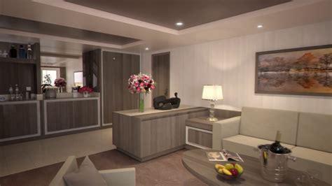 msc seaside msc yacht club royal suite youtube
