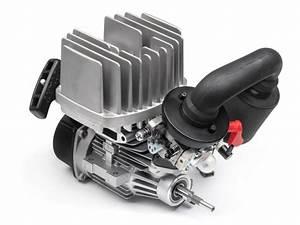 111390 Octane 15cc Engine