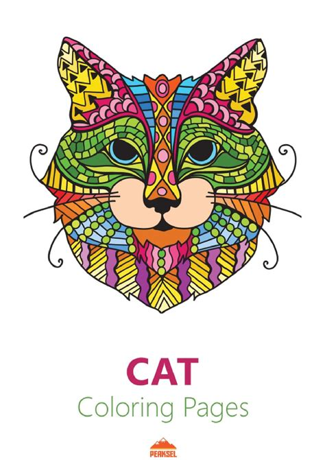 filecat coloring pages  adults printable coloring