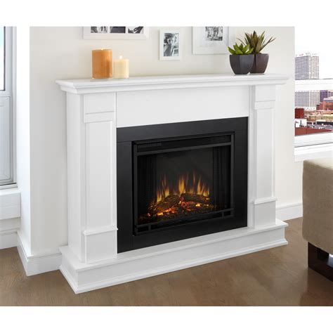 Real Flame Silverton Electric Fireplace   The Simple Stores
