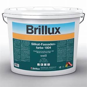 Brillux Wandfarbe Test : silikat fassadenfarbe test silikat fassadenfarbe point x p 452 hybrid sol silikat ~ Watch28wear.com Haus und Dekorationen