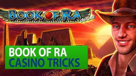 Book Of Ra Tricks  2015  Spielautomaten Tricks Forum