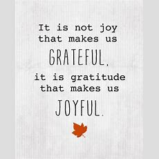 35 Best Gratitude Quotes To Share When You're Feeling Thankful  Joyful, Gratitude And Grateful