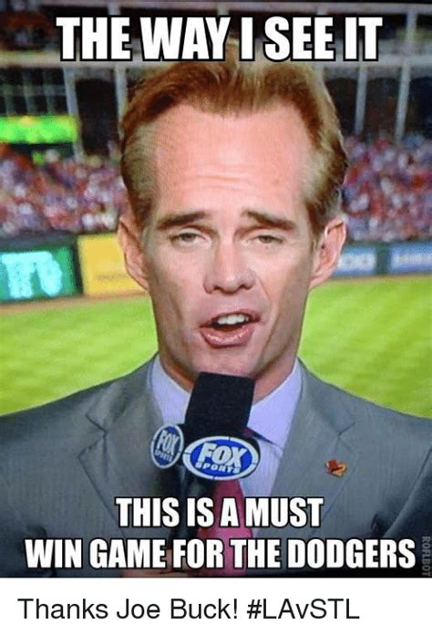 Joe Buck Meme - joe buck meme 28 images joe buck joe buck yourself madison bumgarner is warming up and 17