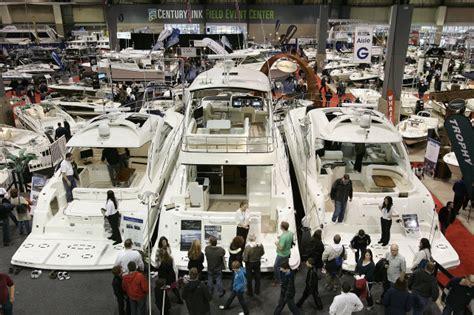 Seattle Boat Show Shuttle by Seattle Boat Show January 2015 S Lake Union