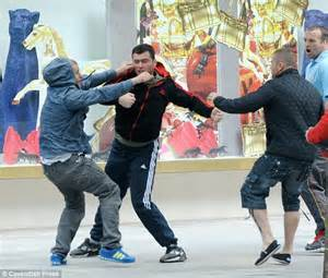 my big wedding paddy doherty in brawl outside manchester court daily mail