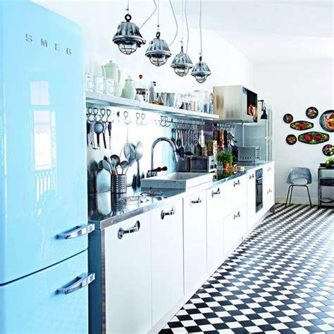 cuisine avec frigo smeg les 32 meilleures images à propos de cuisine et frigo smeg