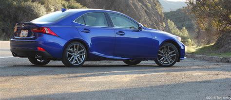 2016 Lexus Is 350 F Sport Review
