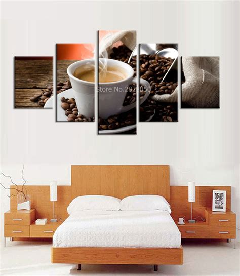 The coffee cup calorimeter and the bomb calorimeter are two devices used to measure heat flow in a two of the most common types of calorimeters are the coffee cup calorimeter and the bomb. Canvas Wall Art High Definition Free Shipping Multi Color Abstract Frameless Coffee Painting ...