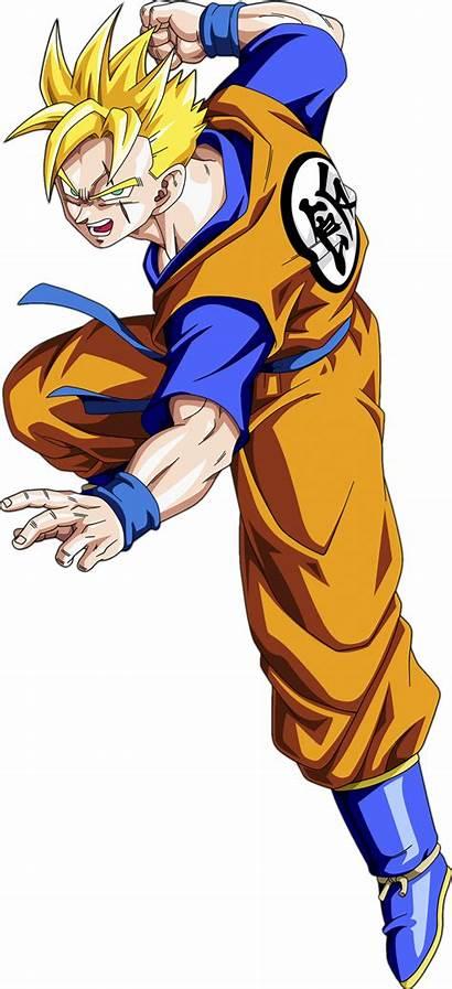 Gohan Dragon Ball Future Ssj Render Renders