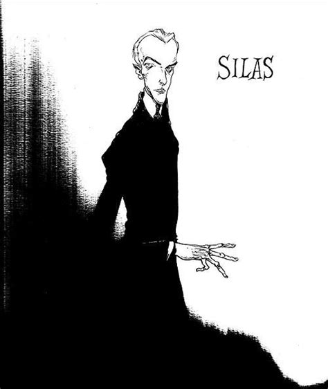 The Neil Gaiman Coloring Book silas from quot the graveyard book quot by neil gaiman by