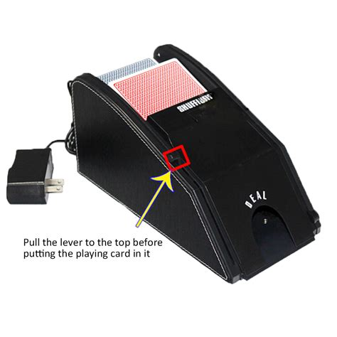 Aug 16, 2021 · after you've added the applicable items to your cart, proceed to checkout. Automatic Card Shuffler Electronic Professional Card Shuffler 2 in 1 Shuffle Deal Machine ...