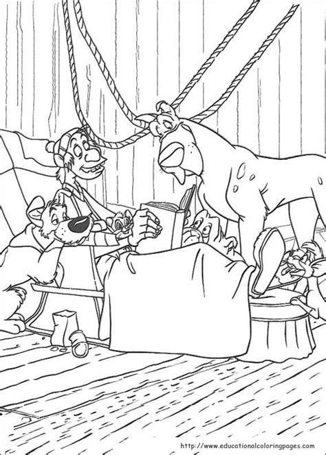oliver  company coloring pages educational fun kids coloring pages  preschool skills
