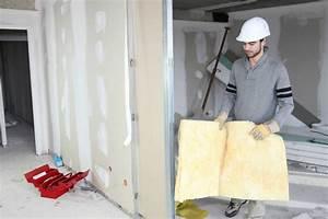 Isolation Sonore Mur : comment isoler un mur ~ Premium-room.com Idées de Décoration