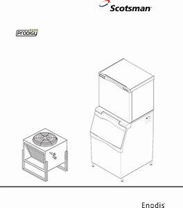 Scotsman Ice Ice Maker C0522 User Guide