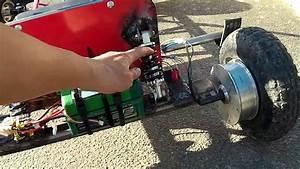 Hoverboard 1 Roue : teste projet moteur hoverboard 6 sur axe roue 10 youtube ~ Melissatoandfro.com Idées de Décoration