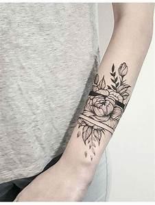 Tatouage Avant Bras Femme Fleur : tatouage bras fleurs 80 id es de tatouages sur le bras piquer ~ Farleysfitness.com Idées de Décoration