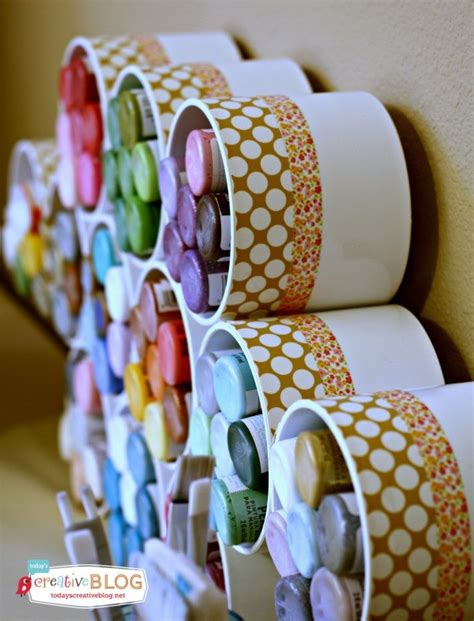 useful craft ideas try these creative and useful pvc projects for your home 3164