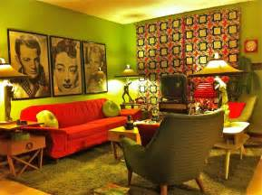 retro livingroom mid century modern atomic indy mid century modern kitsch heaven