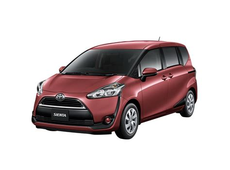 a toyota all new toyota sienta compact minivan unveiled in japan