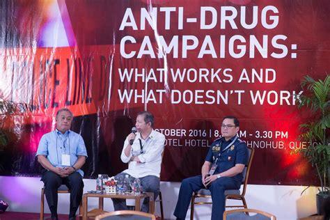 ateneo organizes  evidence based forum  anti drug