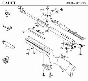 Daisy Model 880 Parts Diagram