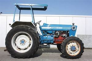 Ford 5600 1991 Agricultural Tractor