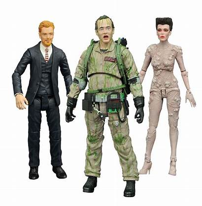 Ghostbusters Figures Action Select Figure Series Dst
