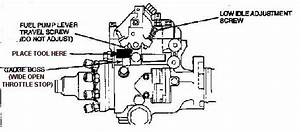 73 Powerstroke Injector Diagram