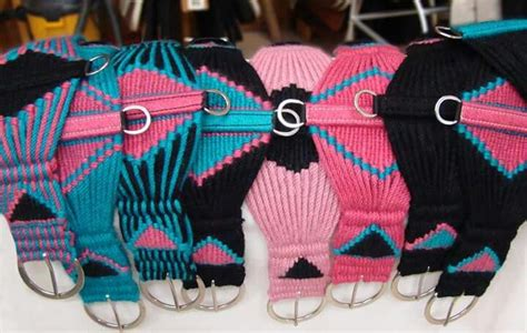 western horse mohair tack girths saddles barrel racing cinch cowgirl cinches uploaded user