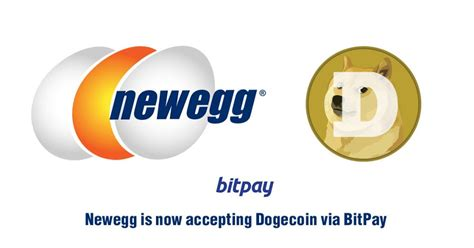 Newegg Now Accepts Dogecoin As An Official Payment Method