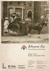 Nottinghamshire's People: Ancestral Stories from the ...