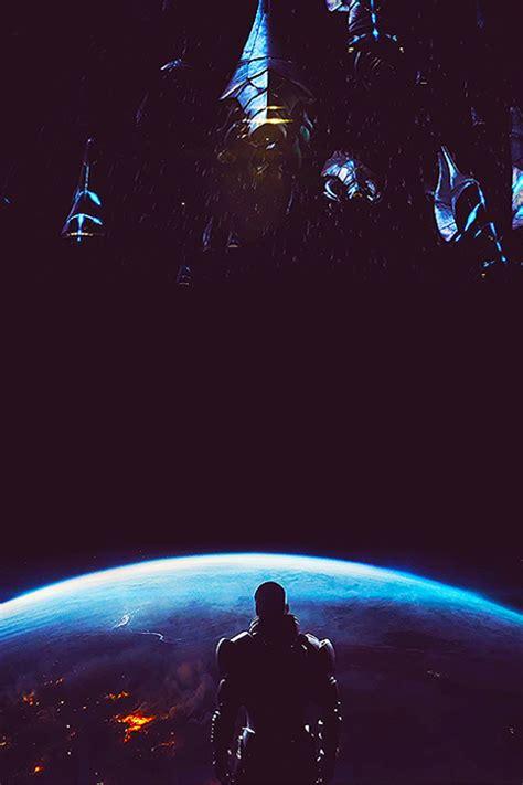 foto de Reapers Mass Effect 3 Wallpaper Free iPhone Wallpapers