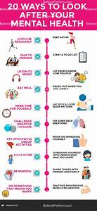 20 ways to look after your mental health - The UK's ...