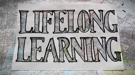 lifelong learning youtube