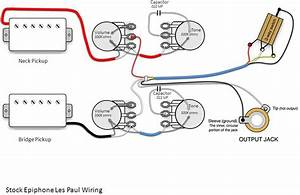 Wiring Diagram For Epiphone