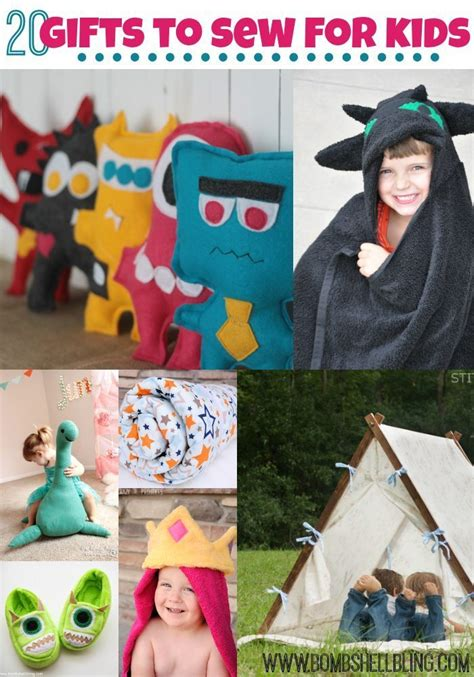 gifts for kids in their 20s 20 handmade gifts to sew for