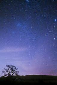 Looking at Sky Night