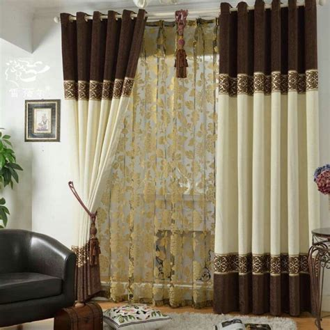 Delightful Home Curtain Ideas 20 Latest Design For Drawing