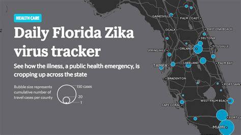 daily florida zika virus tracker miami herald