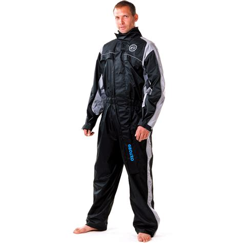 waterproof bike suit oxford bone dry waterproof motorcycle 1 piece oversuit