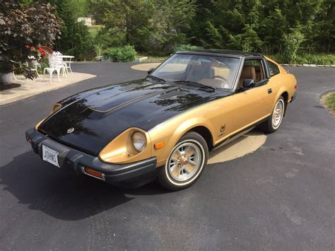 280zx Datsun by 1980 Datsun 280zx For Sale 1874224 Hemmings Motor News
