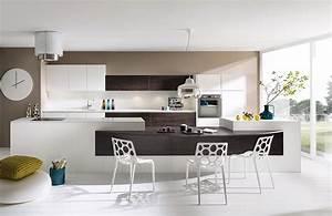 Les avantages d39une cuisine blanche marie claire for Idee deco cuisine avec cuisine contemporaine blanche et grise