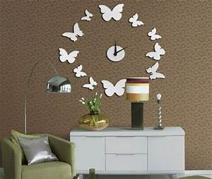 Unique and creative wall clock home decor ideas recycled