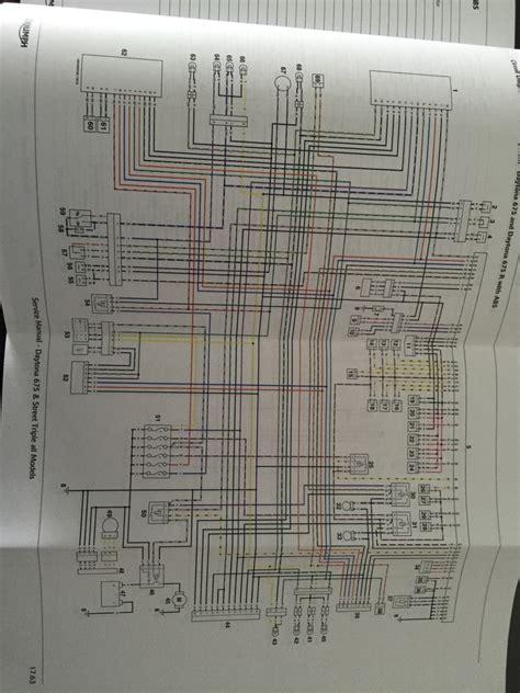 2013 675r wiring diagram 675 cc triumph 675 forum