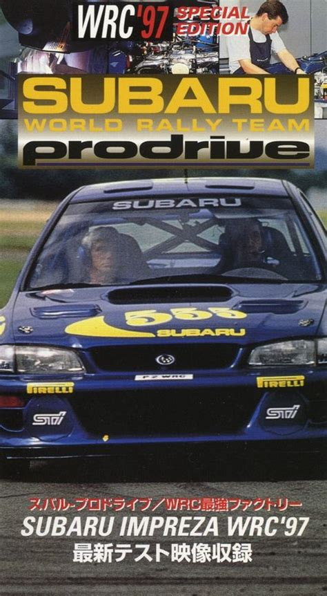 World Rally Team by Vhs Subaru World Rally Team Prodrive