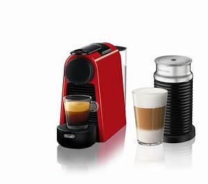 Kaffeemaschine Mit Milchaufschäumer : de longhi kaffeemaschine nespresso essenza mini ~ Eleganceandgraceweddings.com Haus und Dekorationen