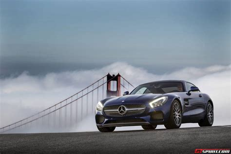 Mercedesbenz Usa Tops German Luxury Car Sales In November