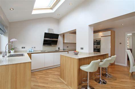kitchen design open plan 20 best open plan kitchen living room design ideas 4530
