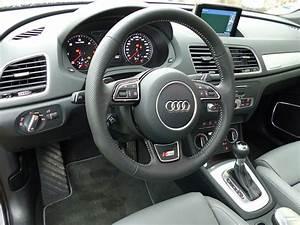 Audi Q3 Business Line : essai audi q3 2 0 tdi 184 s tronic quattro l art de la ~ Melissatoandfro.com Idées de Décoration